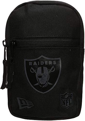 New Era NFL Oakland Raiders Mini Pouch Schlüsseltasche schwarz, OS