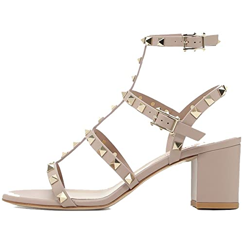 d37503bc331e26 Studded Sandals  Amazon.com