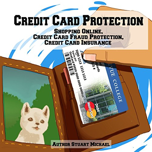 Credit Card Protection audiobook cover art
