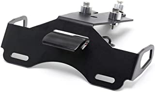 CXEPI Moto Portamatriculas Soporte de Matr/ículas Fender Eliminator Negro Para KAWASAKI Z900 2017-2020