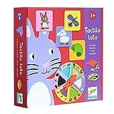 DJECO - Educativos tactilo Loto Animales