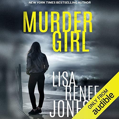 Murder Girl audiobook cover art