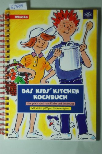 Das Kid´s Kitchen Kochbuch Möwe-Nudeln und Miele