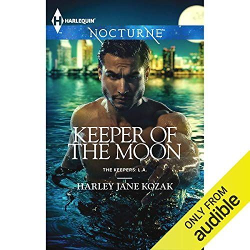 Keeper of the Moon cover art