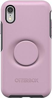 OtterBox voor Apple iPhone SE (2nd gen)/8/7, dun beschermings hoesje met geïntegreerde PopSockets PopGrip, Otter + Pop Sym...