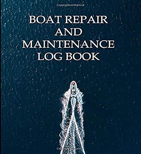 Best boat maintenance log