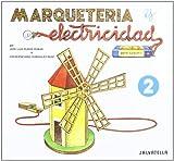 Marqueteria y electricidad 2: Molino de viento (Marquetería y electricidad)