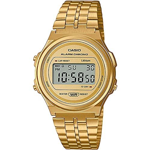CASIO Digital A171WEG-9AEF
