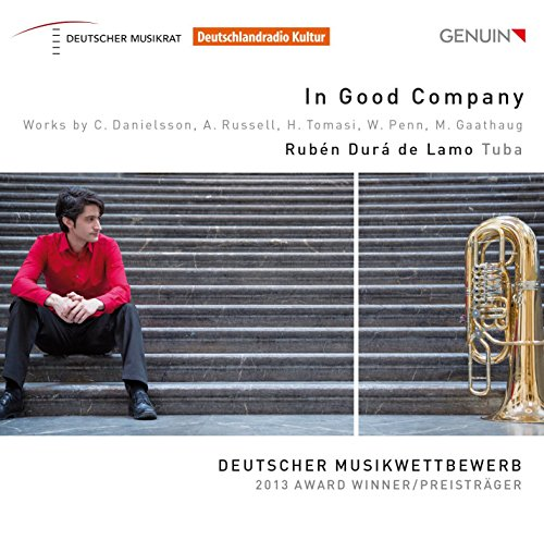 In Good Company - Ruben Dura de Lamo spielt Werke für Tuba - Deutscher Musikwettbewerb 2013