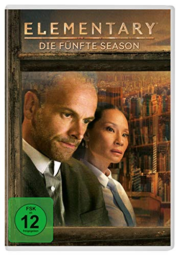 Elementary - Die fünfte Season [6 DVDs]