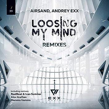 Losing My Mind (Remixes)