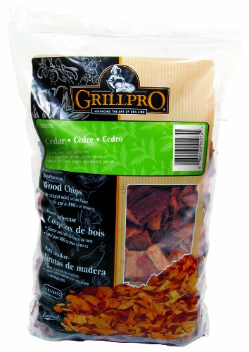 GrillPro 00275 Cedar Wood Chips
