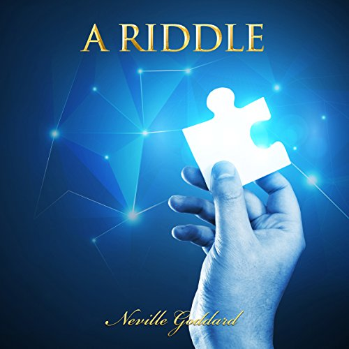 A Riddle audiobook cover art