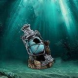 comaie casa giardino novità decorazioni decorazione per ornamento arredamento faro artigianato ornamenti mini modellazione acquario e acquario paesaggio fuga caverna hideaway pesci gamberetti