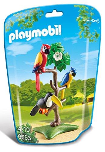 PLAYMOBIL - Pájaros Tropicales 66530