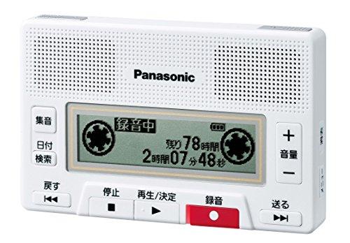 パナソニック Iレコーダー ホワイト RR-R350-W 1台