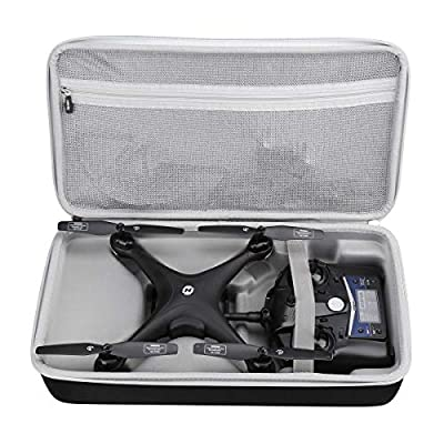 Aproca Hard Protective Travel Case ONLY FIT For Holy Stone HS110D FPV RC Drone Quadcopter (CASE ONLY)
