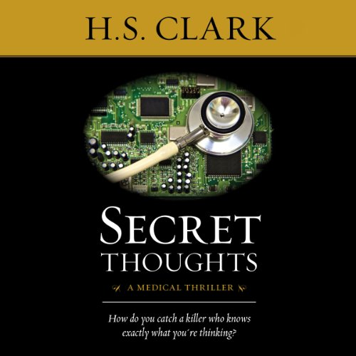 Secret Thoughts audiobook cover art