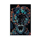 heshunxing Póster de The Last Of Us para pared, diseño de The Last Of Us, 20 x 30 cm