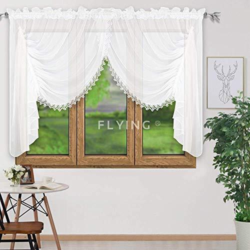 FKL DESIGN Home Deco Schöne Fenstergardine Bild