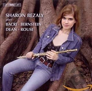 シャロン・ベザリー/フルート協奏曲(コンピレーション) (Sharon Bezaly plays Bacri , Bernstein , Dean & Rouse)