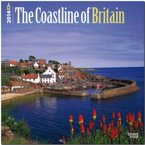 The Coastline of Britain 2014 Calendar