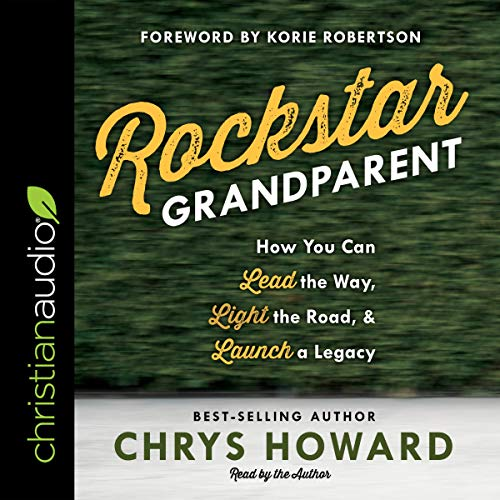 Rockstar Grandparent audiobook cover art