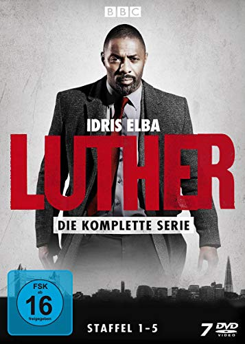 Staffel 1-5 (Limited Edition) (7 DVDs)
