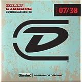 Jim Dunlop (ジム ダンロップ) Rev. Willy's Guitar Strings Super Fine 07-38 Billy Gibbons ビリー ギボンズ ギター 弦