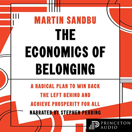 The Economics of Belonging cover art