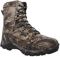 Adtec Men's 10 Inch Real Tree Camo Waterproof Hunting Boot Camouflage