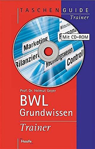 BWL Grundwissen Trainer (Taschenguide)