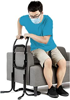 Seat Lift Assist Chairs for Elderly Chair Lift Assist Devices Bed Rails Cane Grab Bar for Bed Handicap Accessories Stand Mobility Aids for Recliner Couch Sofa Safe Support Handle