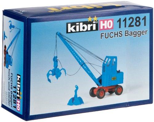 Kibri 11281 - H0 Fuchs Bagger