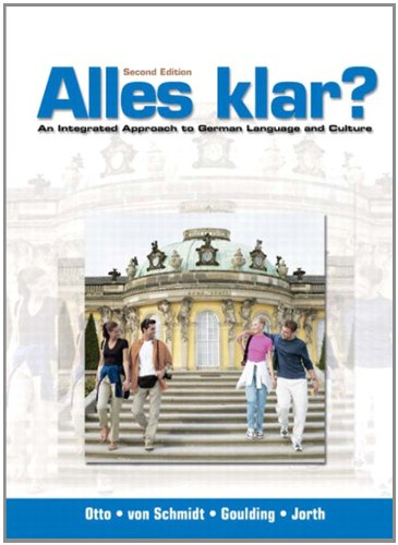 Alles klar? An Integrated Approach to German Language and Culture (2nd Edition)