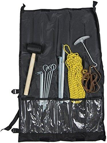 Mil-Tec Tent Set (Heringe, Hammer, Leine ect.)