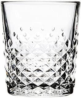 Libbey - Carats - Whiskyglas/Wasserglas/Saftglas/Glas - Transparent - 1 Stück - 350 ml