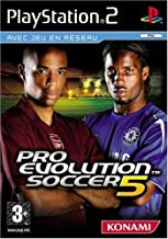 Pro Evolution Soccer 5 - Jeu PlayStation 2 (Konami)