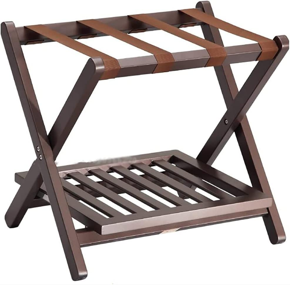 Gifts Hotel Luggage Rack Floor Milwaukee Mall Personality Home Multi-Layer Stora