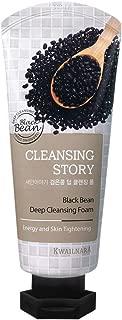 New Cleansing Story Natural Deep Facial Foam Cleanser - Black Bean by Kwailnara