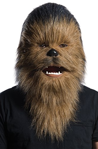 Star Wars Mascara Chewbacca AD (Rubies 34961)