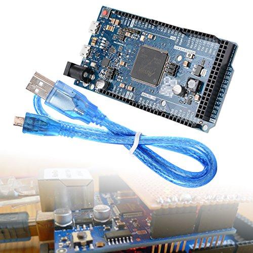 XCSOURCE per Arduino Due R3 SAM3X8E 32 bit ARM Cortex-M Control Board Modulo + Cavo TE223