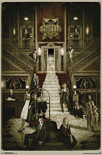 American Horror Story - Hotel Poster Drucken (55,88 x 86,36 cm)