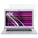 atFolix Glasfolie kompatibel mit Acer Chromebook 14 CB3-431 Panzerfolie, 9H Hybrid-Glass FX Schutzpanzer Folie