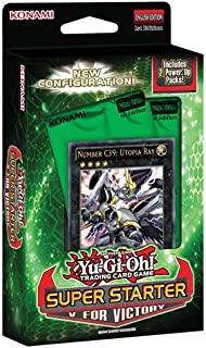 Yu-Gi-Oh - V For Victory Super Starter - 34091