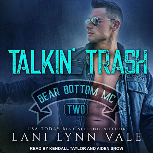 Talkin' Trash cover art