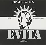 Evita (Highlights from the 1978 Original Broadway Cast) (2002-03-26)