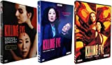 Killing Eve Complete Series - Season 1 2 3 DVD