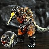 LIULL Caractère Godzilla Modèle D'animation King of The Destruction Monsters Super Mobile Commun Dinosaur Jouets pour Enfants