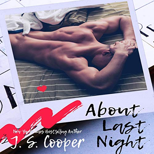About Last Night audiobook cover art